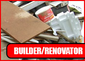 Builder Renovator Rubbish Removal
